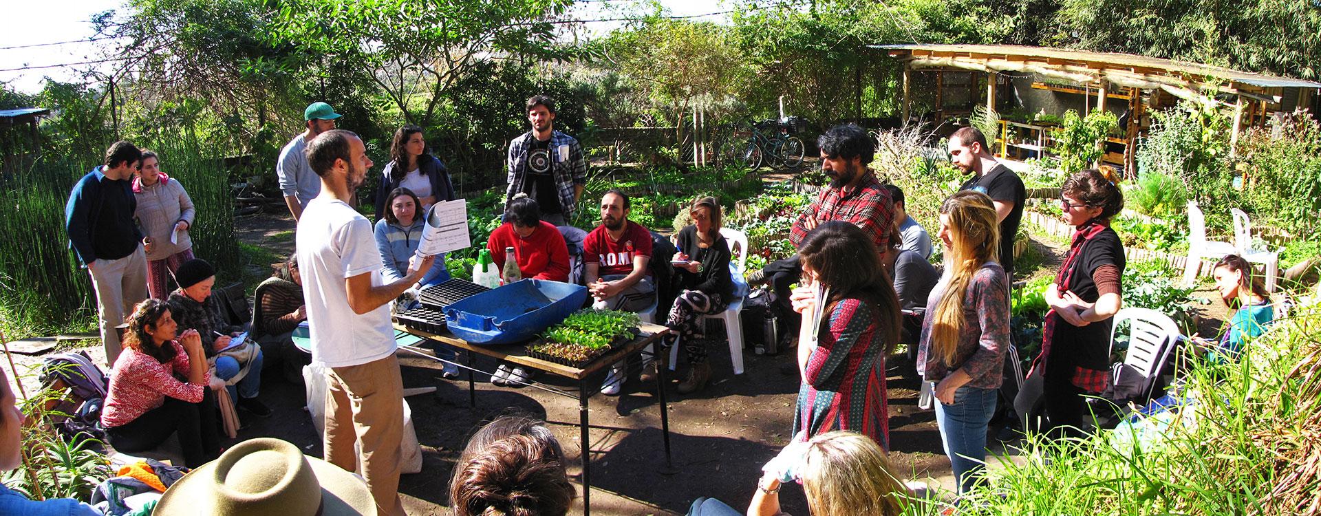 Taller de Huerta Agroecológica