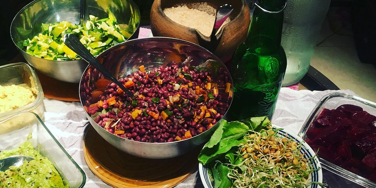 Taller de Cocina Práctica y nutritiva de estación