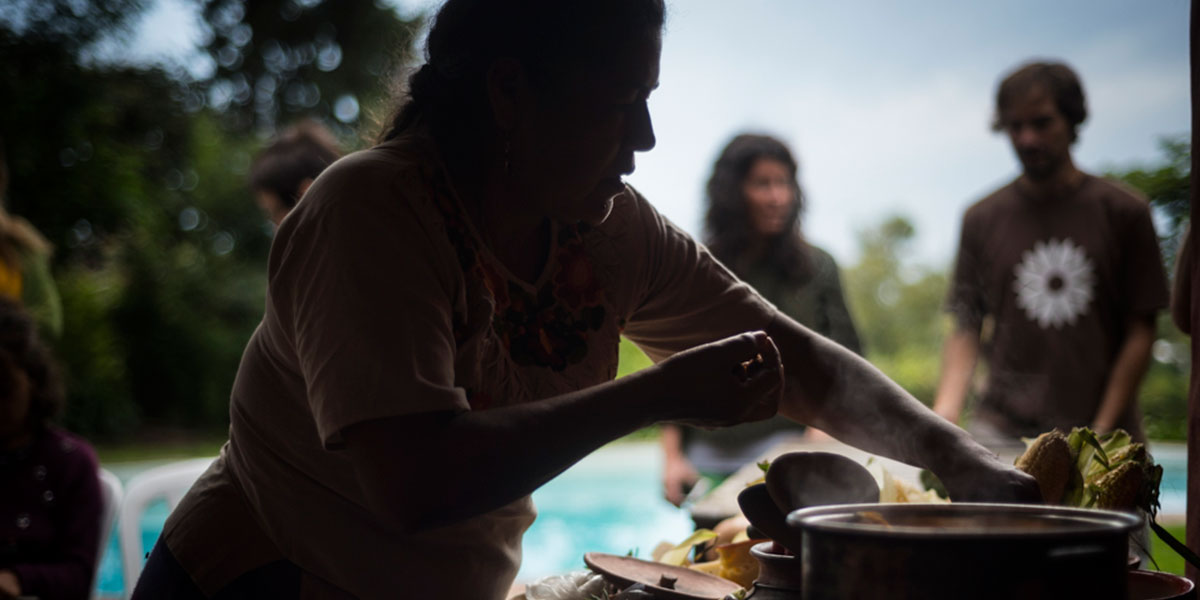 Taller de Cocina Andina