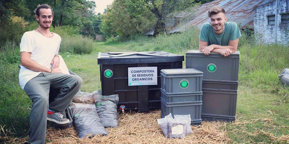 taller armado de composteras