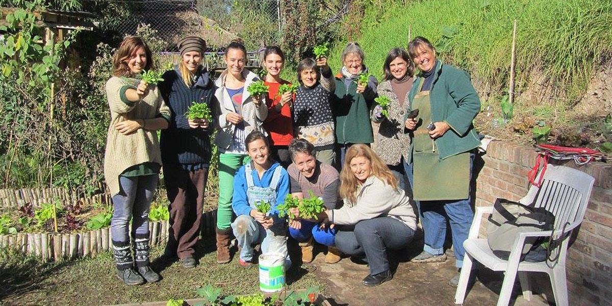 taller semanal huerta agroecologica