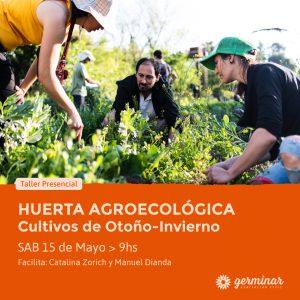 Taller de Huerta Agroecológica Otoño Invierno presencial